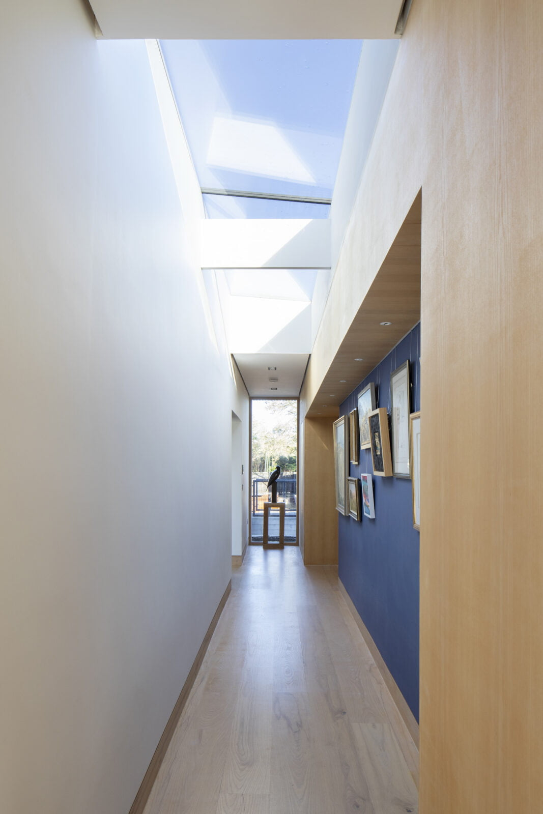 residential art gallery